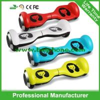 Buy cheap 4.5 inch Mini Cute Self Balance Scooter , 2 Wheel Mini Electric Scooter,Best Christmas Gif from wholesalers