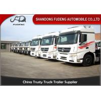 Buy cheap 6 X 4 Drive Type Tractor Head Trucks 480hp Noth Benz ND42500B34J7/1202 from wholesalers