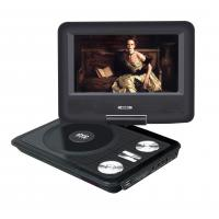 China 7inch portable dvd evd player with tv tuner and radio low price portable dvd player on sale