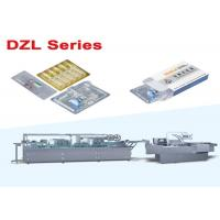 Buy cheap Fully Automatic Medicine Bottle Blister Packaging Machine Line from wholesalers