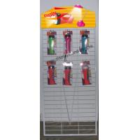 Buy cheap Durable Retail Metal Floor Displays Stand Customized for Flashlight from wholesalers