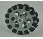 Buy cheap QL-15, 6 inch mecanum wheel, omni wheel, ROBOCON,  hot sale from wholesalers