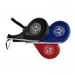 Buy cheap Martial Arts Taekwondo Karate kicking hand target paddles kicking pad from wholesalers