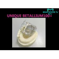 Buy cheap Professional Exclusive Metal Removable Partial Denture FDA ISO9001 Certification from wholesalers