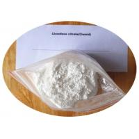 Buy cheap PCT Post Cycle Therapy Steroids Clomifene Citrate Powder For Bodybuilding Weight Loss from wholesalers