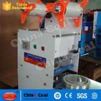 Buy cheap Hot Sale NC4 Manual Plastic Cup Sealing Machine from wholesalers