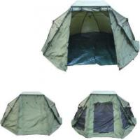 China Damp - proof polyester Fabric Carp fishing cabin tents with one door for 1~2 Person on sale