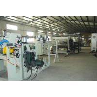 Buy cheap UV Blocking Protect Polycarbonate Sheet Extruders PC Embossed Sheet Extrusion Machine 1 - 6mm from wholesalers