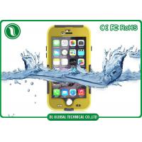 Buy cheap CLS 6.6 ft Waterproof Phone Covers For iPhone 6 , Red Pepper Phone Case Eco Friendly from wholesalers