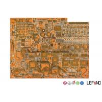 Buy cheap ENIG High TG170 12 Layer Pcb , Industrial Computer Circuit Board Yellow Solder Mask product