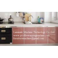 Buy cheap sticking high gloss on mdf machine from wholesalers