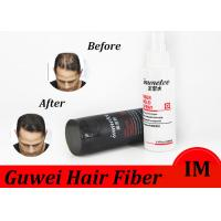 Buy cheap Safe Hair Fill In Powder For Thin Hair , Hair Treatment Fibers Growth Suddenly product