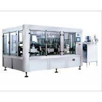 Buy cheap Complete Carbonated Beverage Filling Line 6000-12000 BPH For Glass Bottle from wholesalers