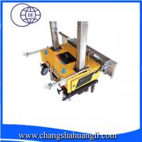 Buy cheap High Quality Competative Price  Wall Cement Rendering Machine/India Wall Plastering Machine product