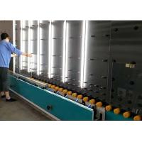 Buy cheap IG Press Low E Double Glazing Glass Machine 3-15 Mm Thickness Easy Maintainace product