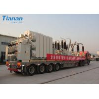 Buy cheap 132kv Outdoor Distribution Emergency Power Mobile Transformer Substation from wholesalers