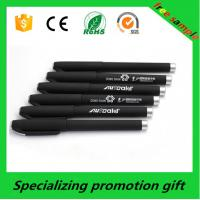 Buy cheap Plastic Binder Spray Advertising Ball Pen Promotional Stationery 14.6cm from wholesalers