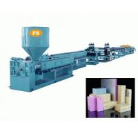 Buy cheap WPC foam board extruding line product
