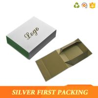Buy cheap Online Shopping Accept custom folding foldable cardboard magnetic box from wholesalers