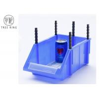Buy cheap Spare Parts Storage Plastic Bin Boxes For Shelving , Racks Parts Storage Bins from wholesalers