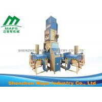 China Textiles Pillow Making Machine / CNC Pillow Filling Machine With Siemens Motor on sale