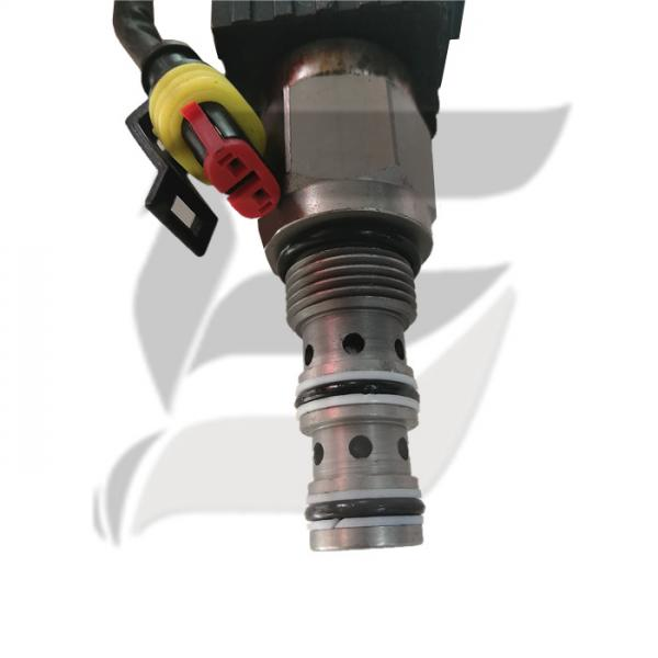 Buy cheap High 42mm Inner 15mm Solenoid Valve Coil For SANY Excavator from wholesalers