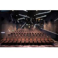 Buy cheap Large Screen 4D Cinema Equipment Project With Pneumatic Motion Chair product
