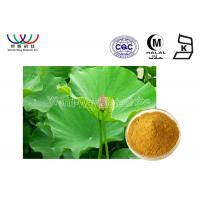 Buy cheap Health Care Lotus Herbal Products , Organic Herbal Extracts Powder Food Grade from wholesalers