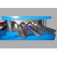 Buy cheap Steel Profile Expressway Guard Rails Roll Forming Machine for Construction product