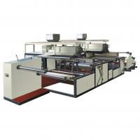 Buy cheap Double Screw PE Plastic Film Extrusion Machine Two Extruders High Efficiency from wholesalers