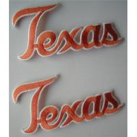 Buy cheap Texas Longhorns Vintage Embroidered Iron On Patch from wholesalers