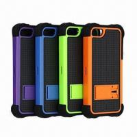 Buy cheap TPU/PC/Silicone Cases/Covers for iPhone 5, Available in 10 Colors from wholesalers