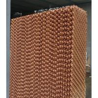 Buy cheap quality evaporative cooling pad from wholesalers