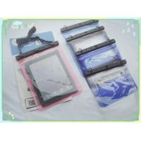 Buy cheap plastic key waterproof  bag for ipad, mobilephone,  measure 300*250mm product