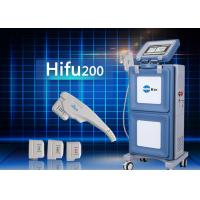 Buy cheap 60w Face HIFU Machine Cartridge Family Use Home Laser Wrinkle Treatment Device from wholesalers