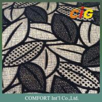 Buy cheap Flocking Designs 143 CM-145CM Width Sofa Upholstery Fabric Abrasion - Resistant product