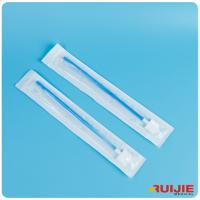 Buy cheap Disposable Medical supplies blue plastic Cyto Brush- Broom Top Brush from wholesalers