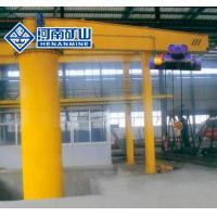 Buy cheap Swing Arm Boom Jib Crane For Warehouse , High Performance Cantilever Jib Crane from wholesalers
