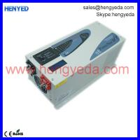 Buy cheap 3KW ac to dc inverter digital inverter generator ev20i diy dc to ac inverter with UPS from wholesalers