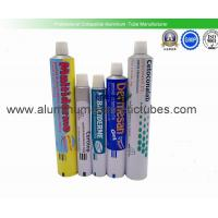 Buy cheap High End Pharmaceutical Aluminum Tubes , Waterproof Squeeze Tube Packaging from wholesalers