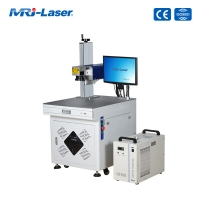 Buy cheap High Precision UV Laser Printing Machine For Precision Marking / Cutting product