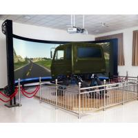 Buy cheap Full motion driving simulator / motion platform for car or truck from wholesalers