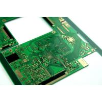 Buy cheap Immersion Gold TG 170, FR4 Material 6 Layers Green Solder Mask High TG PCB from wholesalers