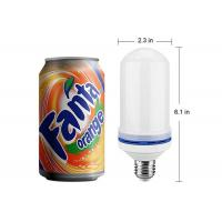 Buy cheap 5W Flickering LED Flame Light Bulbs LED Simulated Fire Flame Effect Light from wholesalers