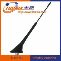 Buy cheap roof mount car electronic antenna/ amplifier am fm car antenna TLB2110 product
