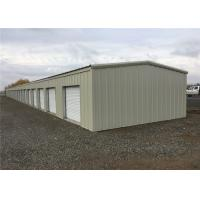 Buy cheap Standard Premade Single Storey Steel Buildings For Storage Workshop High Strength from wholesalers