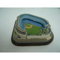 Buy cheap Elegant and beartiful appearance polyresin Stadium 3D Model / models from wholesalers