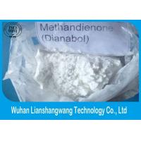 Buy cheap CAS 72-63-9 Oral / Injecting Anabolic Steroids Muscle Mass Methandienone Dianabol Powder from Wholesalers