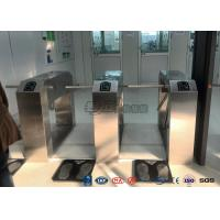 Buy cheap Standard Access Control Tripod Turnstile Gate Electronic With ESD System product