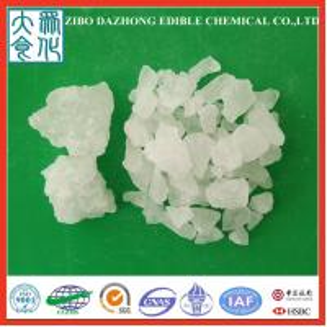 Buy cheap potassium alum for water treatment AIK(SO4)2.12H2O lump product